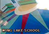 Wing Lake School Feature Project.